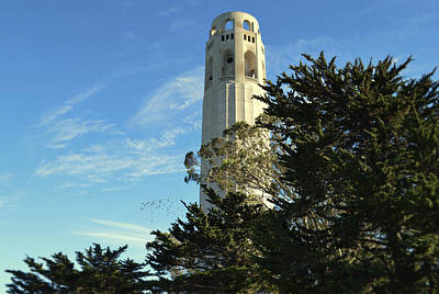 Photograph - Coit Tower - San Fransisco by Glenn McCarthy Art and Photography