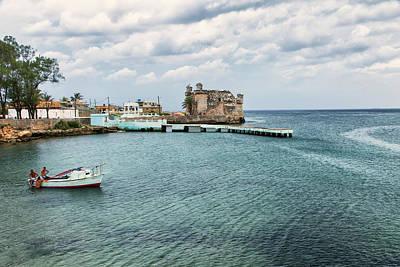 Photograph - Cojimar Cuba by Arthur Dodd