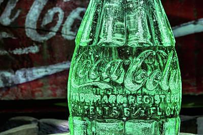 Photograph - Coke Art by JC Findley