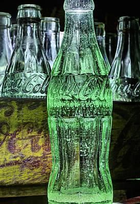 Photograph - Coke As Art by JC Findley