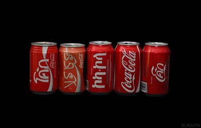 Coke Cans Original