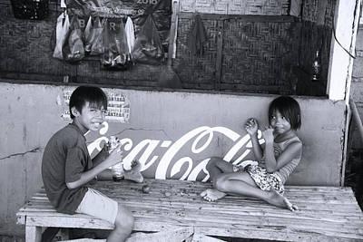 Photograph - Coke Coke Coke by Jez C Self