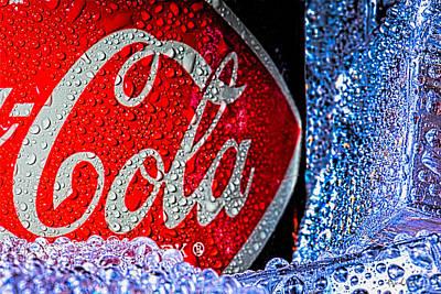 Photograph - Coke Cola by Bob Orsillo
