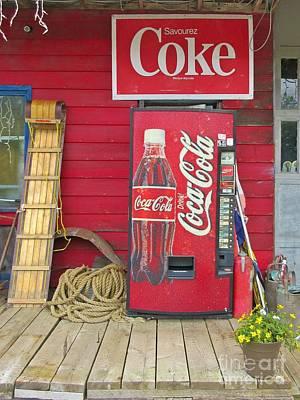 Coke Original by Crystal Loppie