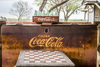 Rolling Stone Magazine Covers - Coke in the Country by Craig David Morrison