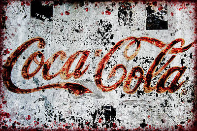 Photograph - Coke Sign Manila by Michael Arend