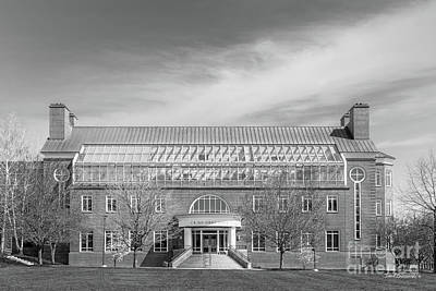 Photograph - Colby College Olin Science Center by University Icons