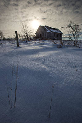 Photograph - Cold And Alone by Aaron J Groen