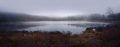 Photograph - Cold And Misty Morning... by Jerry LoFaro