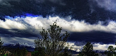 Photograph - Cold And Windy  by Nancy Marie Ricketts