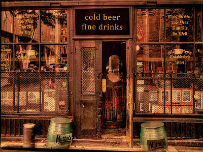 Photograph - Cold Beer And Fine Drinks by Pixabay