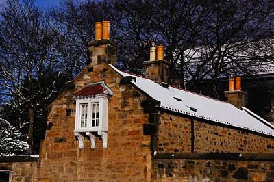 Photograph - Cold Cottage by Nik Watt