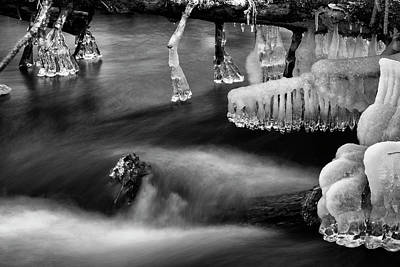 Photograph - Cold Cruel World by Ted Raynor