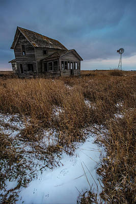 Photograph - Cold Day by Aaron J Groen
