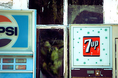 7 Up Photograph - Cold Drink by Jame Hayes