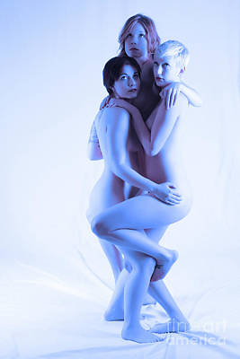 Photograph - Cold Embrace by Robert WK Clark