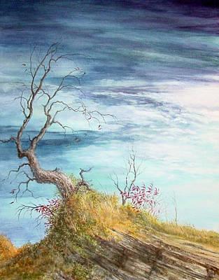 Cold September Original by Steve Mountz