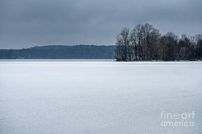 Photograph - Cold Serenity by Mark Shutt