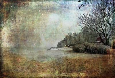 Photograph - Cold Serenity by Randi Grace Nilsberg