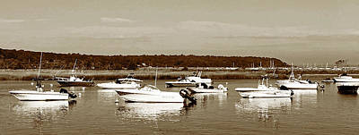 Photograph - Cold Spring Harbor No. 7-1 by Sandy Taylor