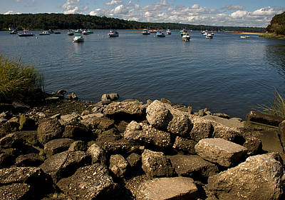 Cold Spring Harbor Art Print