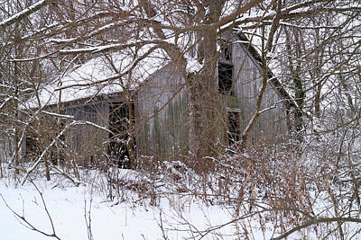 Photograph - Cold Storage by Scott Kingery