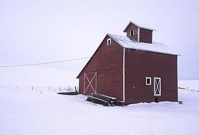 Photograph - Cold Storage Unit by Doug Davidson