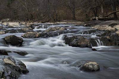 Overtime Photograph - Cold Water by William Hall