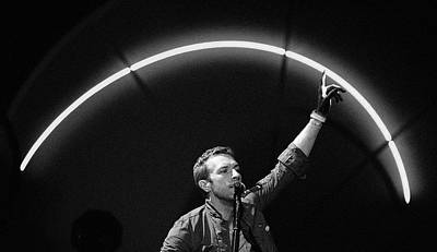 Coldplay Photograph - Coldplay10 by Rafa Rivas