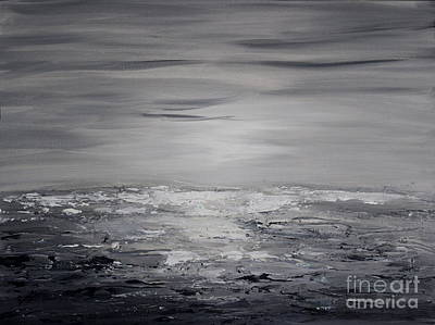 Painting - Coldwater by Preethi Mathialagan