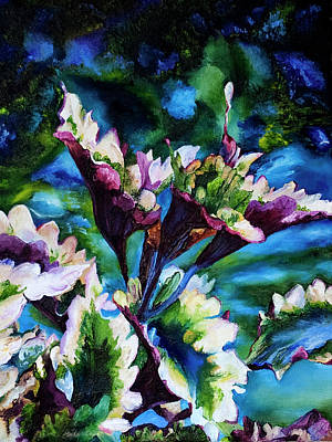 Painting - Coleus by Terry R MacDonald