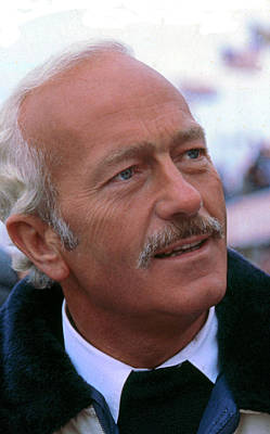 Colin Chapman Photograph - Colin 1979 by Mike Flynn