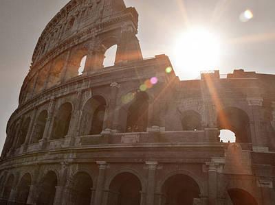 Photograph - Coliseum by JAMART Photography