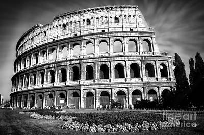 Photograph - Coliseum Rome by Stefano Senise
