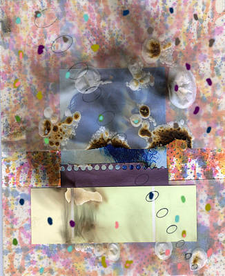 Mixed Media - Collage3 by Christina Knapp