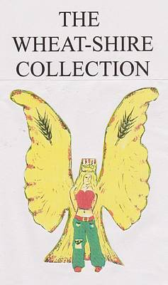 Mobile Mixed Media - collection of short storys from WHEATSHIRE by MERLIN Vernon