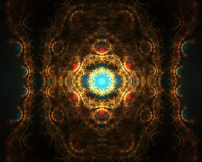Collective Consciousness Digital Art - Collective Consciousness by John Moran