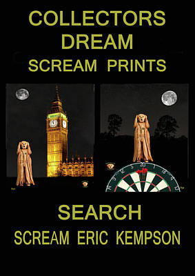 Collectors Dream Art Print by Eric Kempson