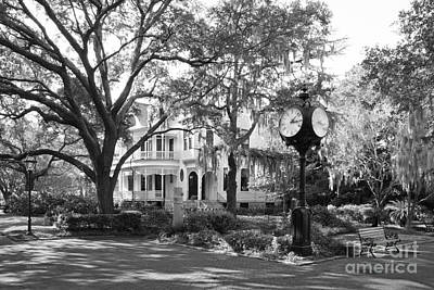 Photograph - College Of Charleston Sottile House by University Icons