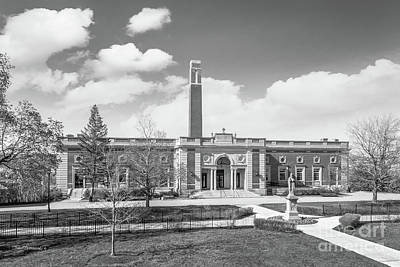 Photograph - College Of The Holy Cross Kimball Hall by University Icons