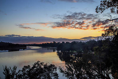 Photograph - Collie River by Robert Caddy