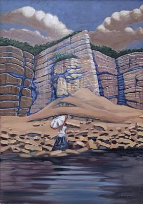 Painting - Collis De Mentis by Mariusz Loszakiewicz