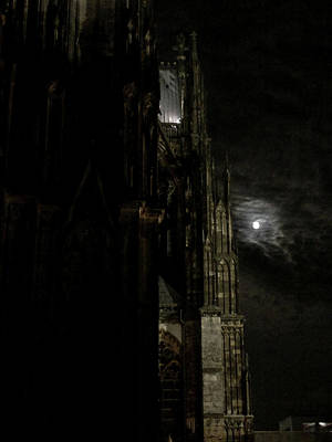 Photograph - Cologne Cathedral by Fabio Giannini