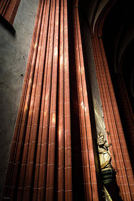 Photograph - Cologne Cathedral by Ross Henton
