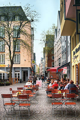 Photograph - Cologne Koln, Germany by Tatiana Travelways