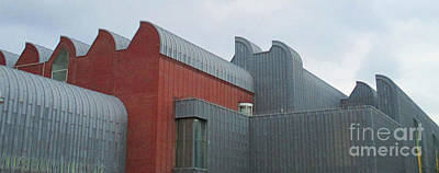 Photograph - Cologne Ludwig Museum by Randall Weidner