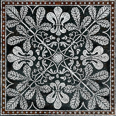 Digital Art - Cologne Mosaic by Gina Harrison
