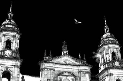 Photograph - Colombian Cathedral by John Rizzuto