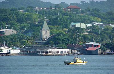 Photograph - Colombian Seaside Church by Brett Winn