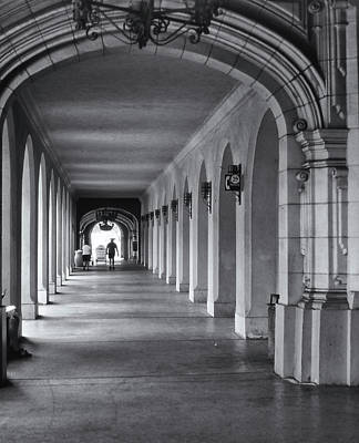 Photograph - Colonade - Balboa Park by Samuel M Purvis III